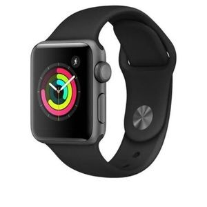 Apple Watch Series 3 Stainless